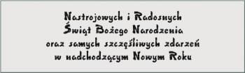 CZCIONKA 65