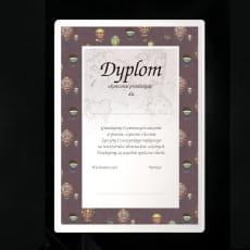 Dyplom Ukończenia Przedszkola | Balony 1