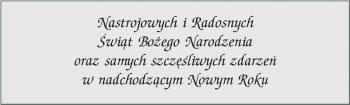 CZCIONKA 30