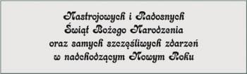 CZCIONKA 78