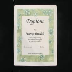 Dyplom Przedszkolny | Kwiatowo 4
