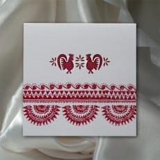 KARTKA KW262 z kopertą